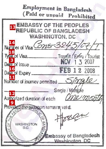 Bangladesh Visa Application Requirements Residents Of Germany Visahq