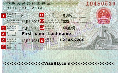 China Visa Application Requirements Residents Of Germany Visahq